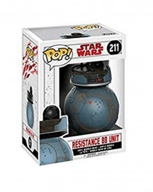 POP Star Wars Episode VIII - Resistance BB Unit, caixa