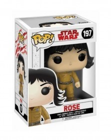 Funko POP Star Wars Episode VIII - Rose, caixa