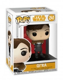 Funko POP Star Wars: Solo - Qi'Ra, caixa