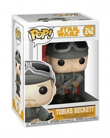 Funko POP Star Wars: Solo - Tobias Beckett, caixa
