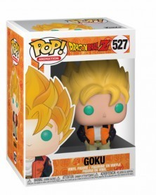 Funko POP Anime Dragonball Z - Goku (Casual), caixa