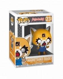 Funko POP Sanrio - Rage Aggretsuko, caixa