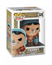 Funko POP Anime - One Piece - Franky, caixa