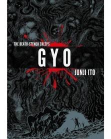 Gyo, de Junji Ito (edição integral, capa dura)