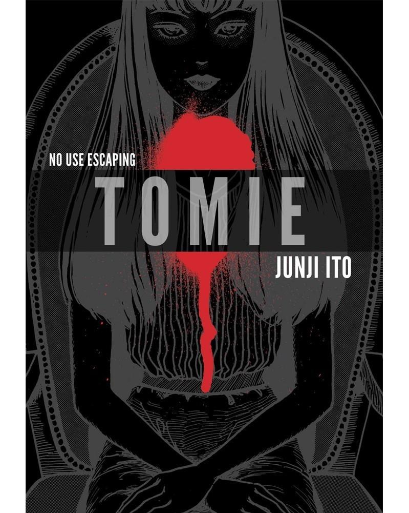Tomie, de Junji Ito (edição integral, capa dura)