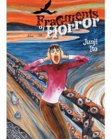 Fragments of Horror, de Junji Ito (capa dura)