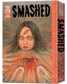 PREORDER - Smashed, de Junji Ito (capa dura)