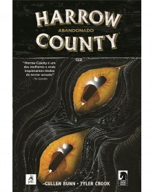 Harrow County vol.5: Abandonado, capa