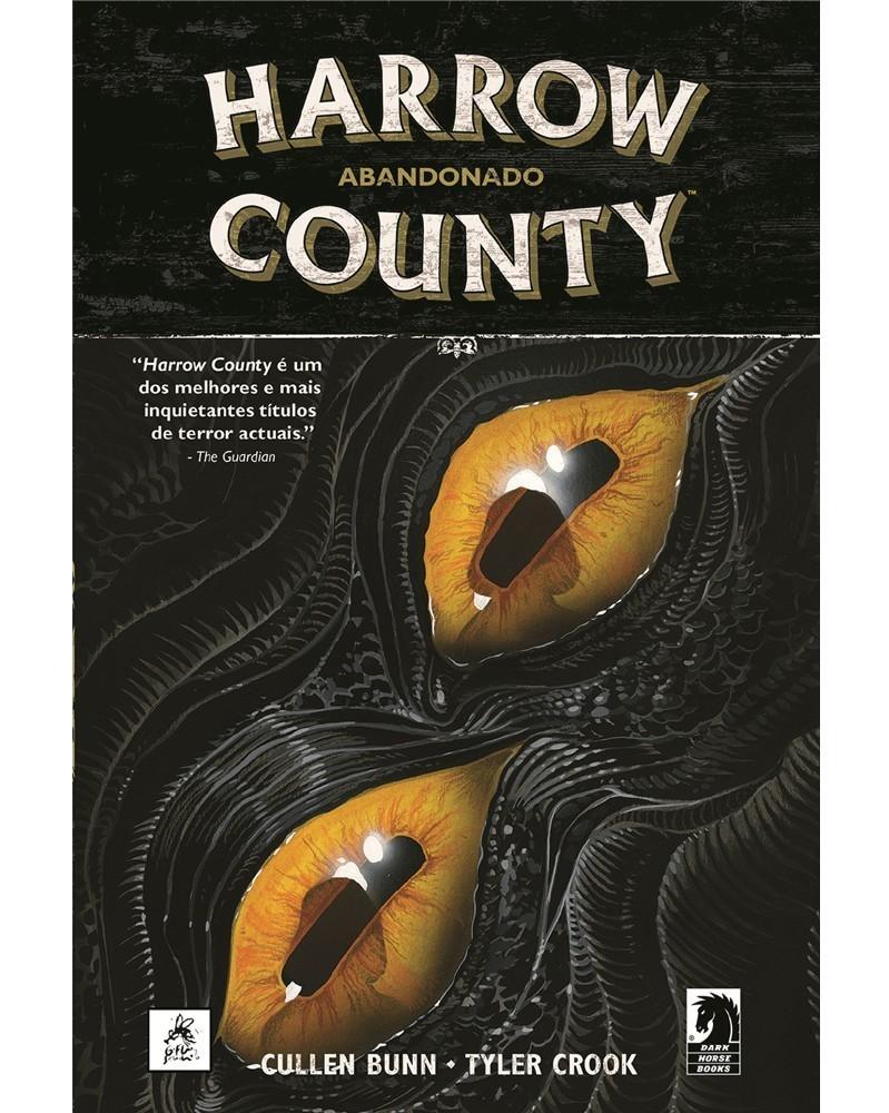 Harrow County vol.5: Abandonado, capa