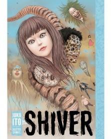 Shiver, de Junji Ito (capa dura), capa