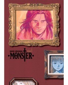 Naoki Urasawa's Monster: The Perfect Edition Vol.1, capa