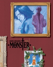 Naoki Urasawa's Monster: The Perfect Edition Vol.3