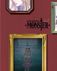 Naoki Urasawa's Monster: The Perfect Edition Vol.4