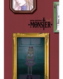 Naoki Urasawa's Monster: The Perfect Edition Vol.4,capa