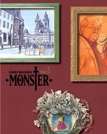 Naoki Urasawa's Monster: The Perfect Edition Vol.5