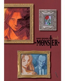 Naoki Urasawa's Monster: The Perfect Edition Vol.6, capa