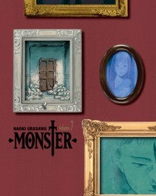 Naoki Urasawa's Monster: The Perfect Edition Vol.7