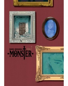 Naoki Urasawa's Monster: The Perfect Edition Vol.7, capa