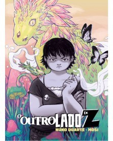 O Outro Lado de Z, de Nuno Duarte e Mosi, capa