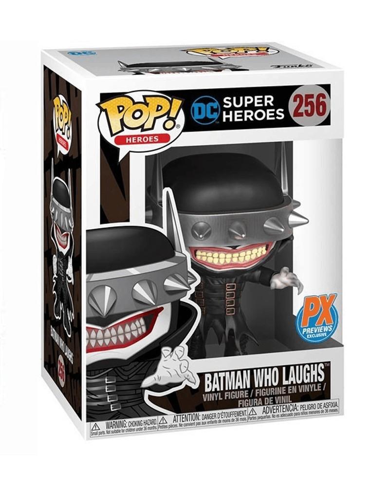 Funko POP Heroes - The Batman Who Laughs, caixa