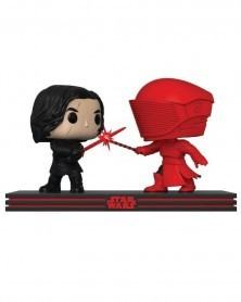 POP Star Wars - 2-Pack - Movie Moments - Clash of the Supremacy