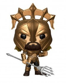 Funko POP Heroes - Aquaman - Arthur Curry as Gladiator