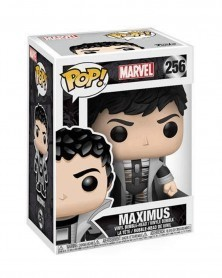 Funko POP Marvel - Inhumans - Maximus, caixa