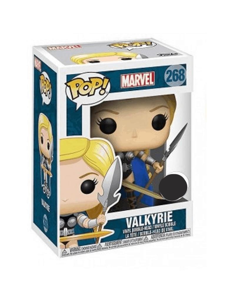 Funko POP Marvel - Valkyrie, caixa