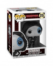 Funko POP Marvel - Deadpool - Domino, caixa