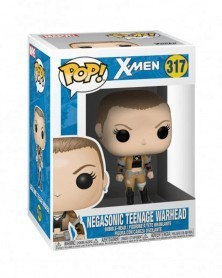 Funko POP Marvel - X-Men- Negasonic Teenage Warhead, caixa
