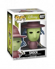 POP Disney - Nightmare Before Christmas - Shock, caixa