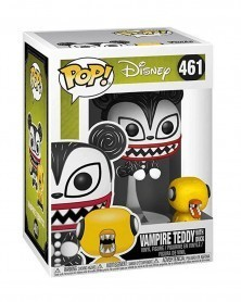 POP Nightmare Before Christmas - Vampire Teddy w/Duck