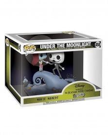 POP Nightmare Before Christmas - Under The Moonlight,caixa