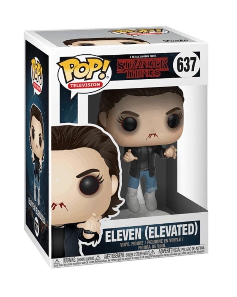Funko POP TV - Stranger Things - Eleven (elevated), caixa