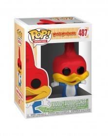 Funko POP Animation - Woody Woodpecker, caixa