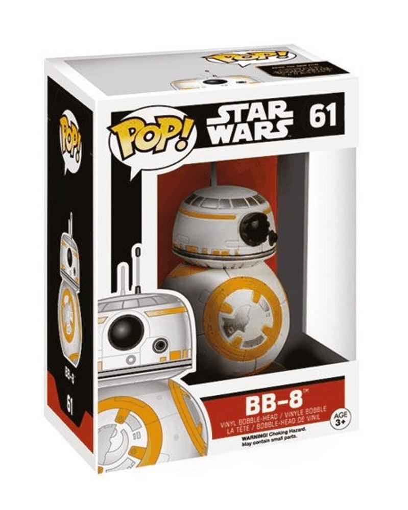 Funko POP Star Wars - Ep.7 - BB-8, caixa