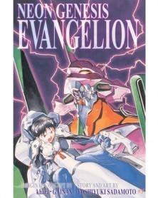 Neon Genesis Evangelion Omnibus Vol.1, capa