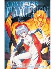 Neon Genesis Evangelion Omnibus Vol.2, capa