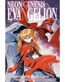 Neon Genesis Evangelion Omnibus Vol.3, capa