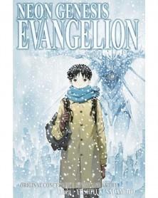 Neon Genesis Evangelion Omnibus Vol.5, capa