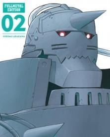 Fullmetal Alchemist - Fullmetal Edition vol.2 HC