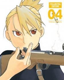 Fullmetal Alchemist - Fullmetal Edition vol.4 HC