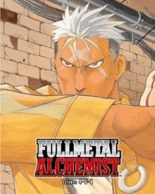 Fullmetal Alchemist 3-in-1 vol.2 (4-5-6)