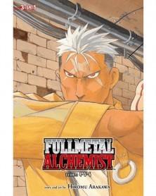 Fullmetal Alchemist 3-in-1 vol.2 (4-5-6), capa
