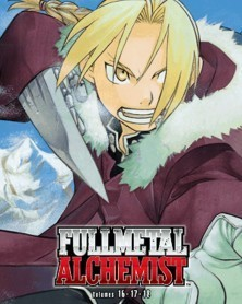 Fullmetal Alchemist 3-in-1 vol.6 (16-17-18)