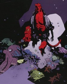 Hellboy Omnibus Vol.2: Strange Places