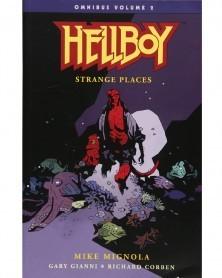 Hellboy Omnibus Vol.2: Strange Places, capa