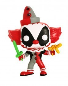Funko POP Marvel - Deadpool Clown