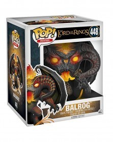 Funko POP Lord of The Rings - Balrog (15cm), caixa