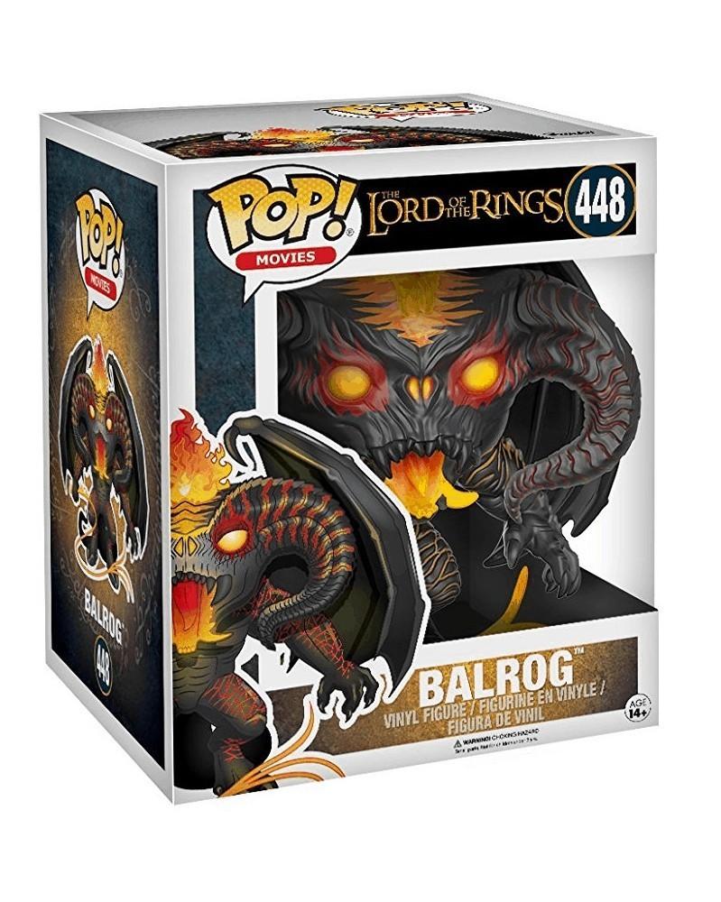Funko POP Lord of The Rings - Balrog (15cm), caixa